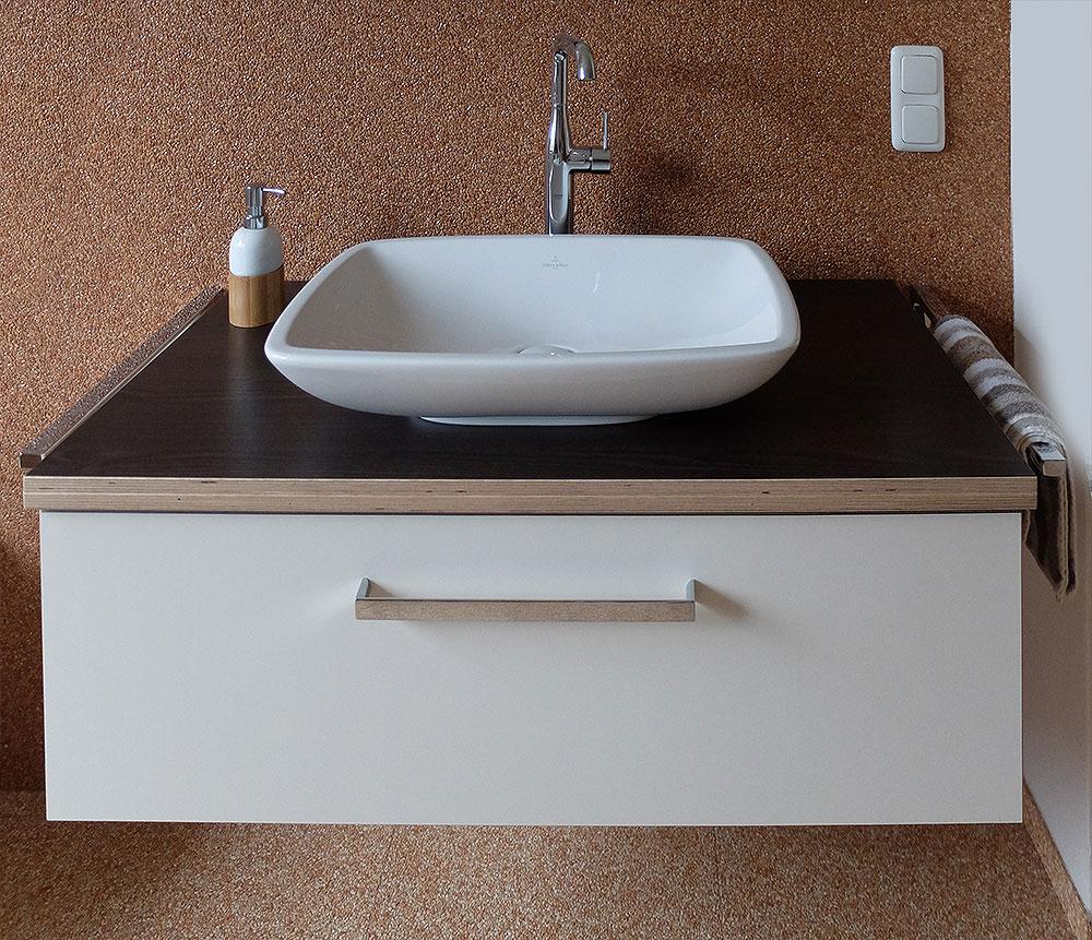 Badezimmer Waschtisch 03